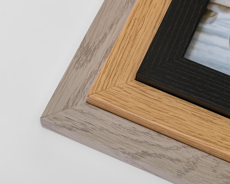 Frame moulding options