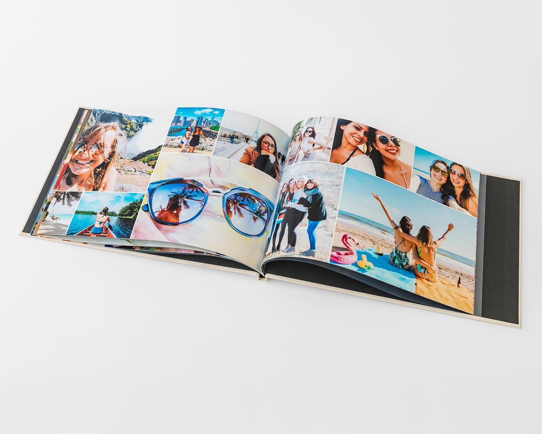 Double sided photobooks