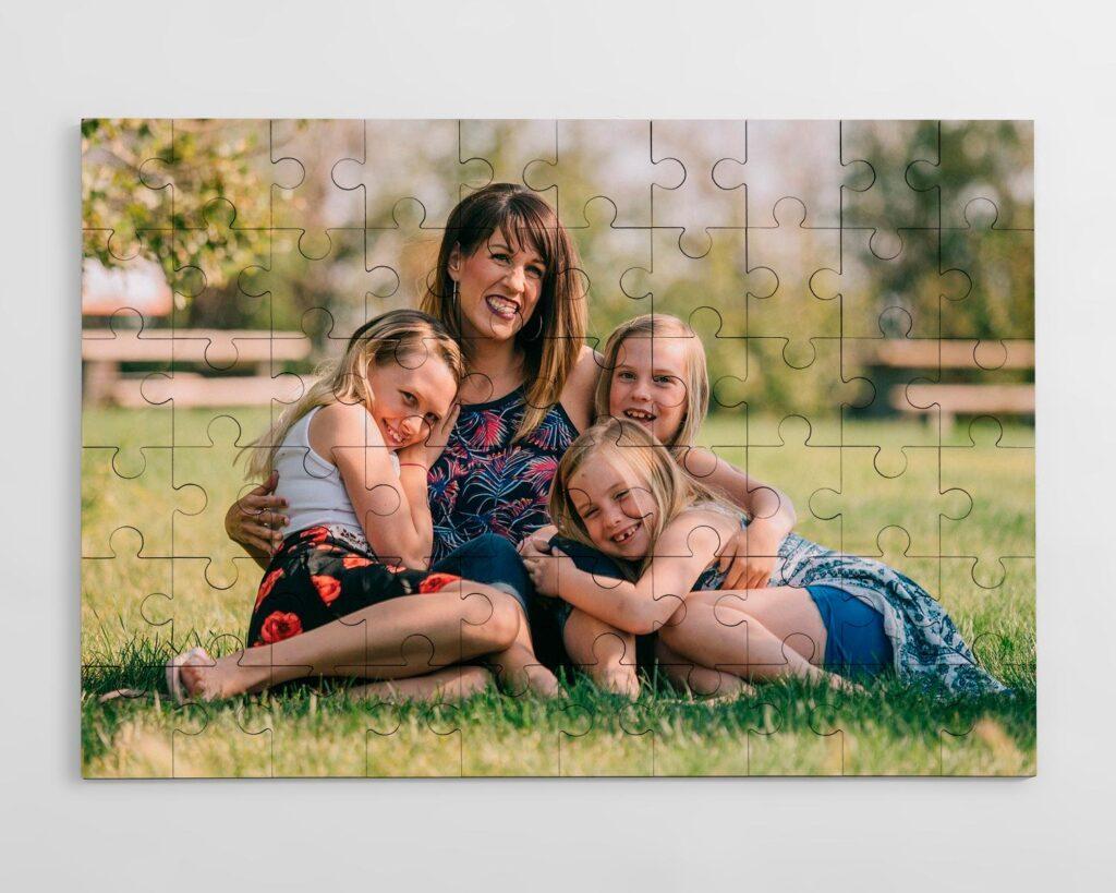 10x14 wooden jigsaw