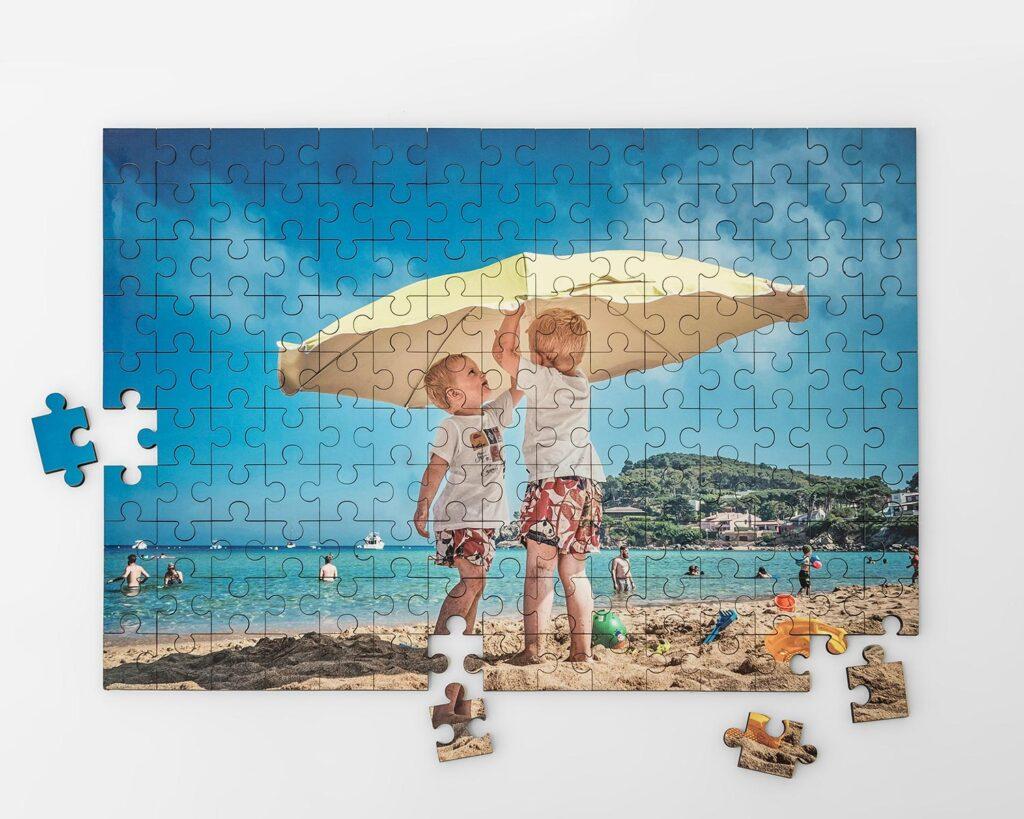 A3 wooden jigsaw