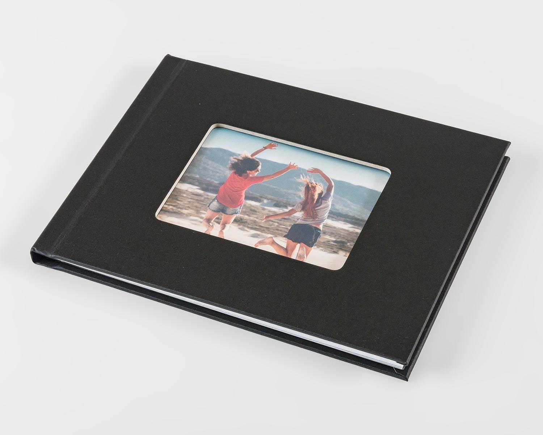 Black Photobook Cover