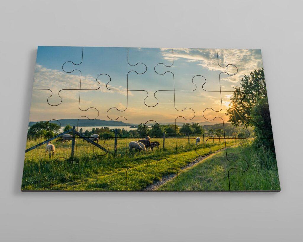 Landscape Photo Jigsaw