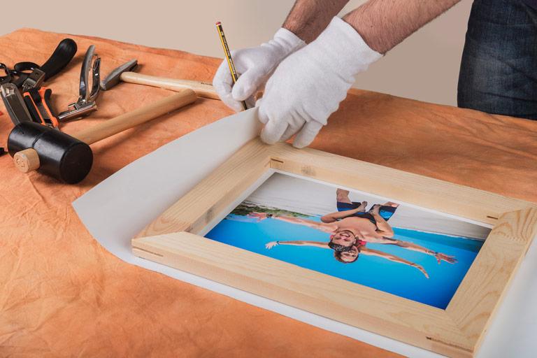 Handmade Canvas 5040